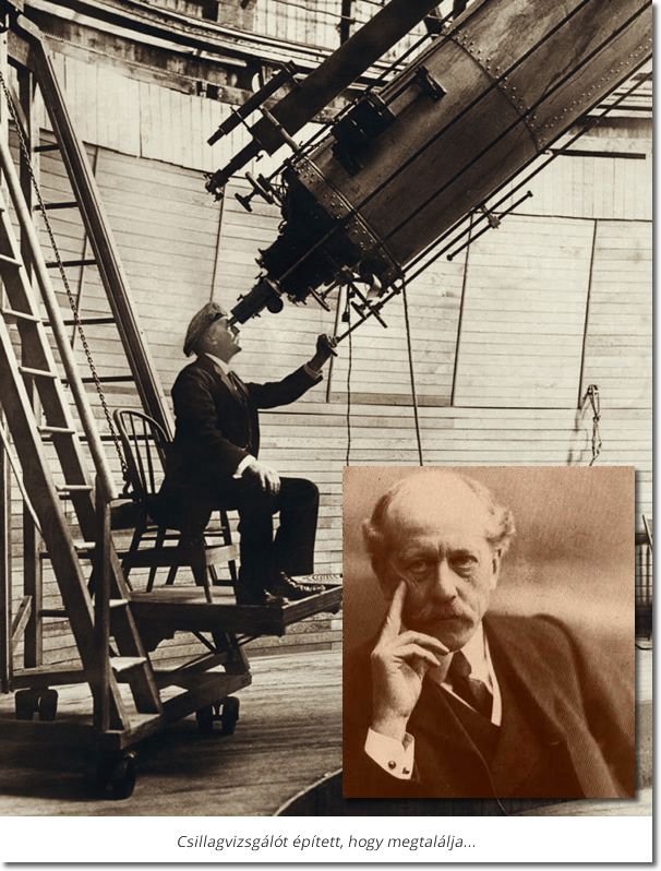 Percival Lowell - Asztropatika.hu